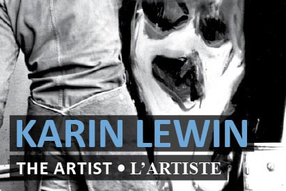 Karin Lewin, the Artist